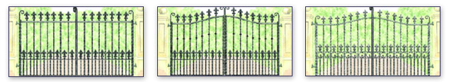 Heritage Double Gates